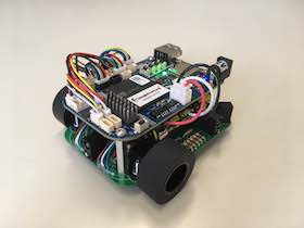 Educator Highlight -  Inspiring Students in Slovenia with BeagleBone® Blue Based Micromouse