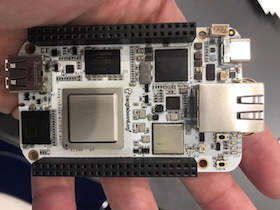BeagleBone® AI Makes a Sneak Preview