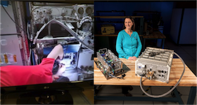 NASA, T STAR and TAMU Students Drive Space Experimentation On the ISS Using BeagleBone® Black